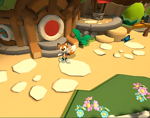 Lucky's Tale by Playful for the Oculus Rift