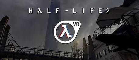 Half-Life 2 VR Mod logo
