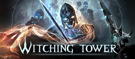 Witching Tower by Daily Magic Productions logo