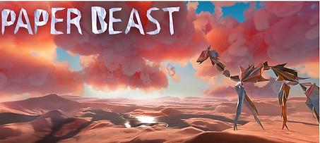 Paper Beast by Pixel Reef logo