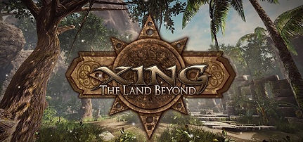 XING: The Land Beyond logo for VR platforms