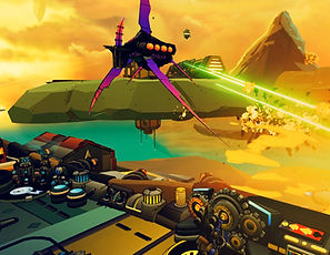 Bow to Blood: Last Captain Standing by TribeToy for the HTC Vive and Oculus Rift