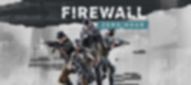 Firewall Zero Hour by First Contact Entertainment logo
