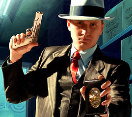 L.A. Noire: The VR Case Files by Rockstar for Vive & Rift