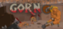 GORN by Free Lives logo