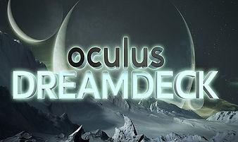 Oculus Dreamdeck by Oculus Rex logo