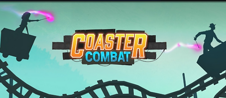 Coaster Combat by Force Field Entertainment logo