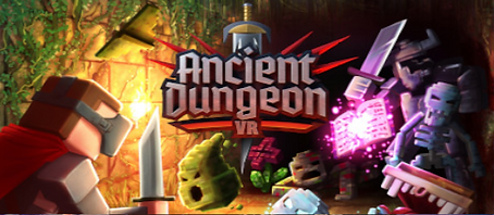 Ancient Dungeon VR by Eric Thullen logo