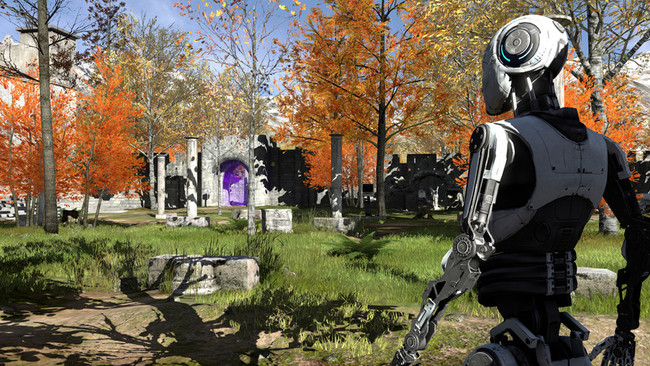 The Talos Principle VR is half off ($19.99) for a limited time. Hurry!