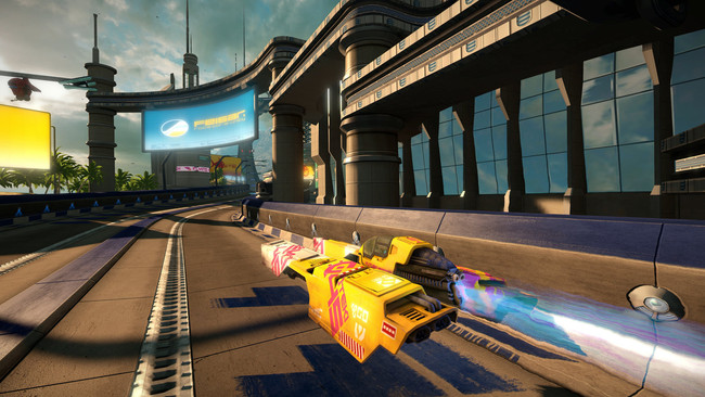 Wipeout Omega Collection VR announced for an early 2018 release!