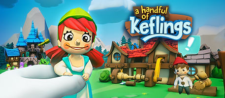 A Handful of Keflings by NinjaBee logo