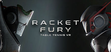 Racket Fury: Table Tennis VR by 10Ants Hill logo