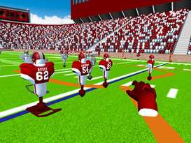 2MD VR Football Unleashed coming to Quest this January!