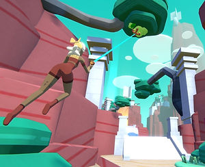 Windlands 2 by Psytec Games for the Oculus Rift and HTC Vive