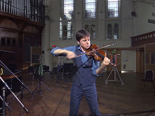 Joshua Bell VR by Sony for PlayStation VR