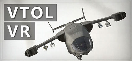 VTOL VR by Boundless Dynamics logo