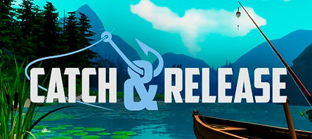 Catch and Release by metricminds logo