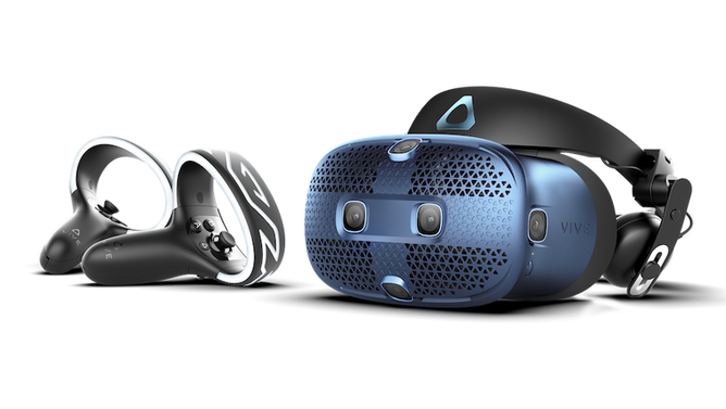Hardware Spotlight: The HTC Vive Cosmos looks like another Missed Opportunity