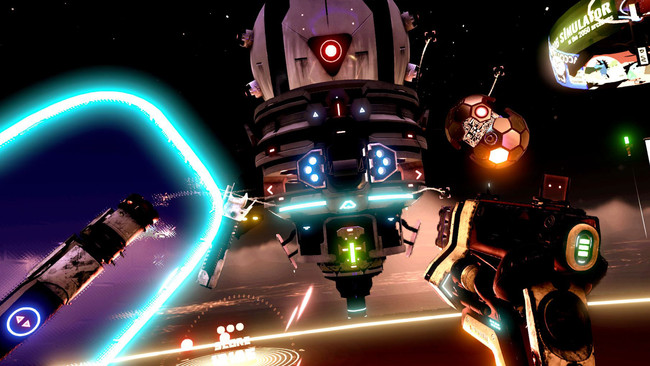 Haven't played Space Pirate Trainer in months? The polish on this game is simply fantastic!