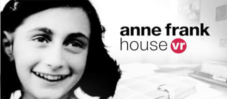 Annie Frank House VR by Force Field logo