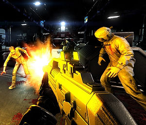 Dead Effect 2 VR by BadFly Interactive for the HTC Vive and Oculus Rift