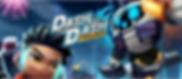 Dash Dash World VR by Motion X Studio Logo