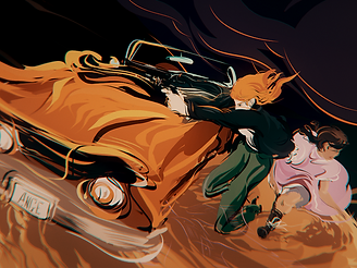 Dear Angelica by Oculus Story Studio for the Quest 2 and Oculus Quest platforms
