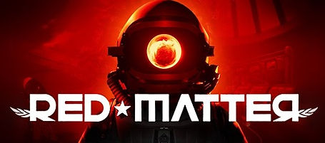 Red Matter by Vertical Robot logo