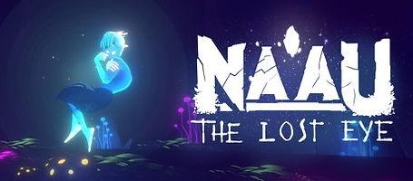 Naau: The Lost Eye by Studio Gamebit logo
