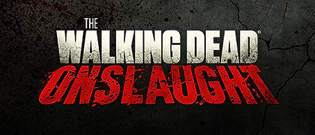 The Walking Dead Onslaught by Survios logo
