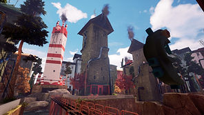 Zed by Eagre Games for the HTC Vive and Oculus Rift
