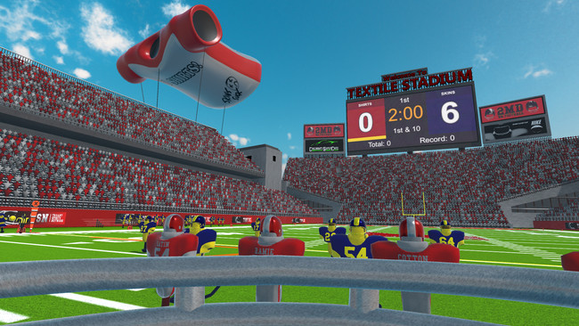 Do we finally have a good American Football game in VR? YES WE DO!