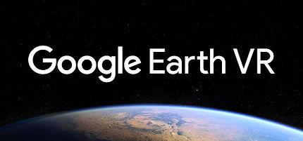 Google Earth VR by Google logo