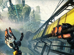 Stormland by Insomniac Games for the Oculus Rift