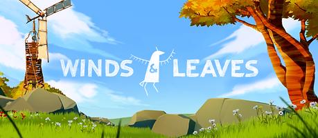 Winds & Leaves by Trebuchet logo