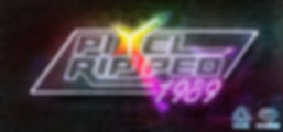 Pixel Ripped 1989 by Pixel Ripped Inc. logo