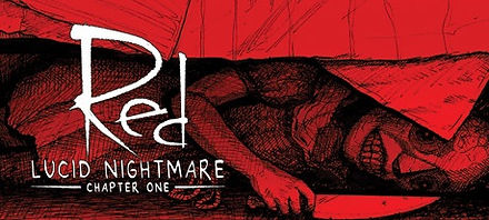 Red Lucid Nightmare by Bolder Games logo