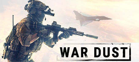 War Dust by raptor-lab logo