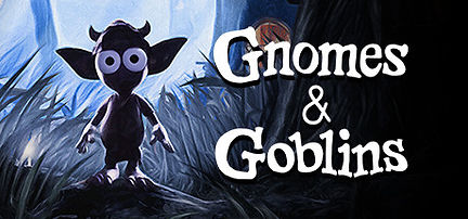 Gnomes and Goblins by WEVR logo