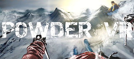 Powder VR by RainSoft logo