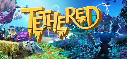 Tethered logo by Secret Sorcery for Vive, Rift and PSVR