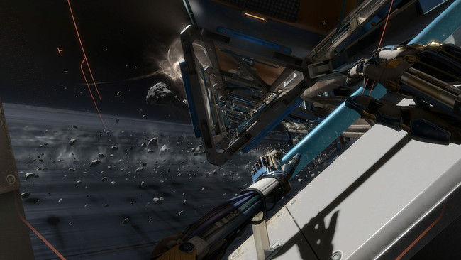 Lone Echo was so close to taking the No.1 spot on the Oculus Rankings