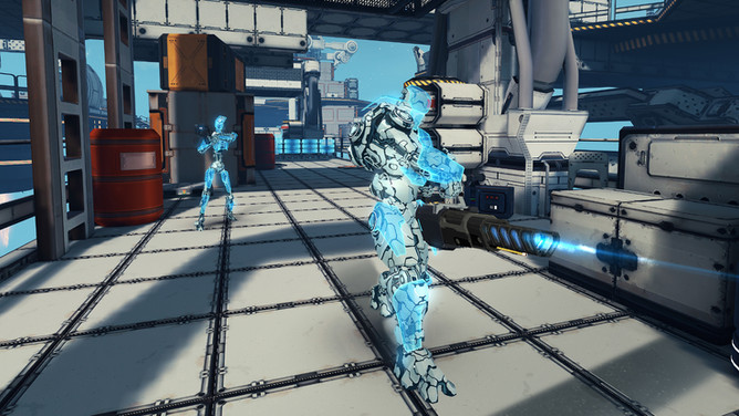 We got an early look at upcoming VR title Boiling Steel and came away impressed!