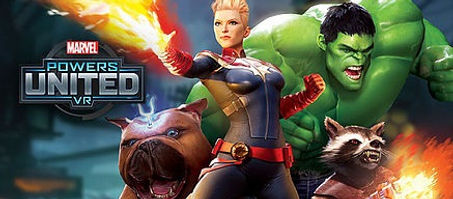 Marvel Powers United VR by Sanzaru Games logo