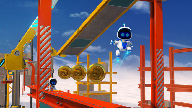 YES! Sony has listened to our pleas for more of Robot's Rescue... Enter Astro Bot!