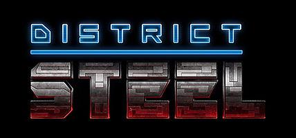 District Steel by Barricade Studio logo