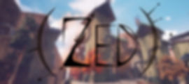 Zed by Eagre Games Logo