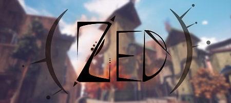 Zed by Eagre Games Logo