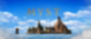 Myst by Cyan Inc. logo
