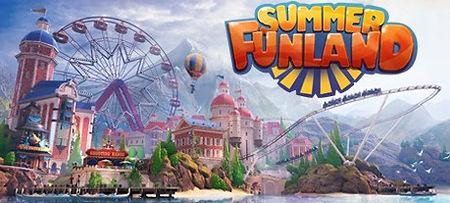 Summer Funland by Monad Rock logo